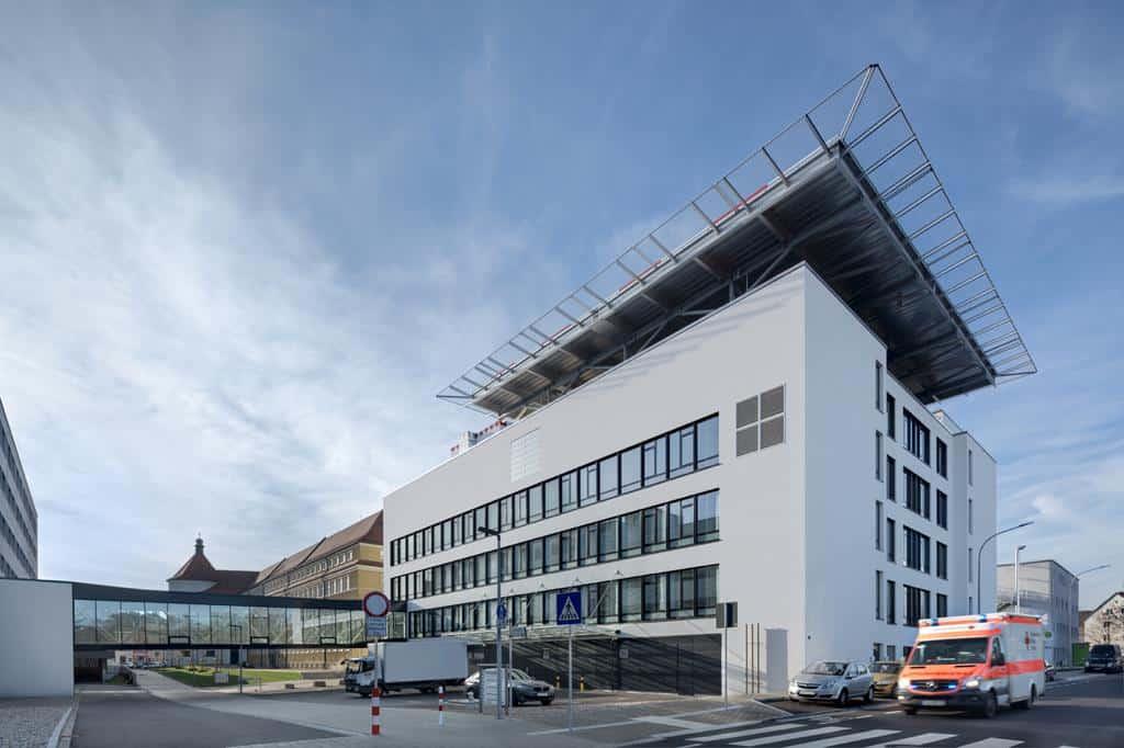 Read more about the article Einweihung des 8. und 9. Bauabschnitts am Klinikum Weiden