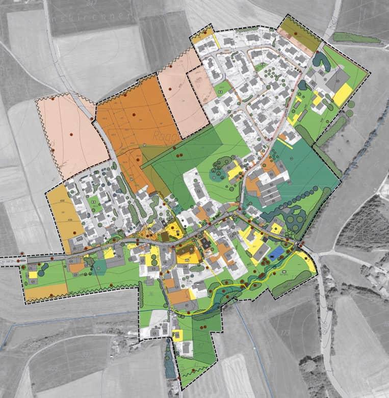 Landschaftsrahmenplan Grünordnungsplan