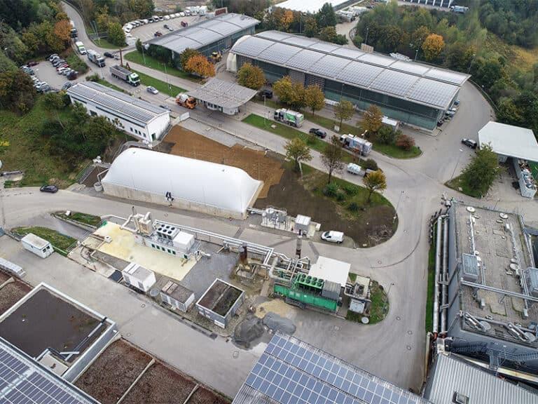 Entsorgungs- und Recyclingzentrum Passau-Hellersberg