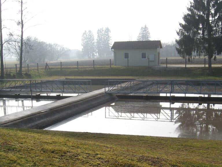Kläranlage Malgersdorf