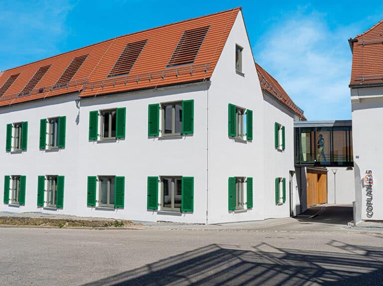 COPLAN AG Firmenzentrale Eggenfelden – Erweiterungsbau
