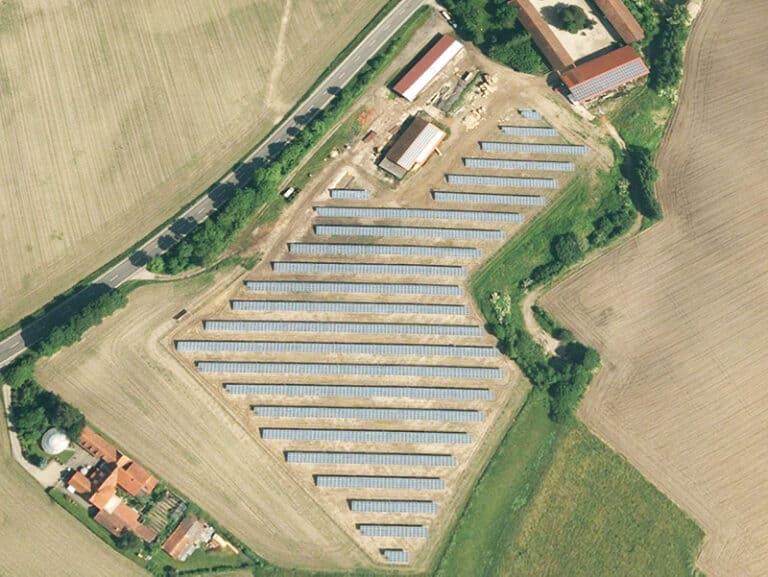 Photovoltaikanlage Stubenberg