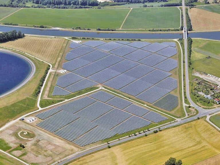 Solarpark Bayern