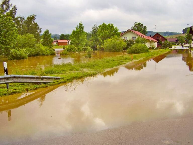 Hochwasserschutz Weng, Bad Griesbach