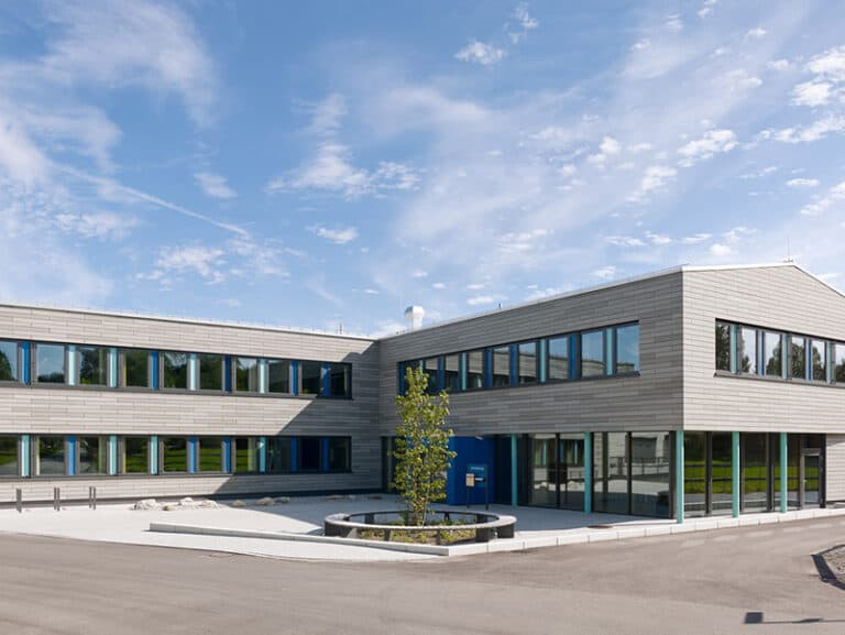 Betriebsgebäude Abwasserverband Starnberger See