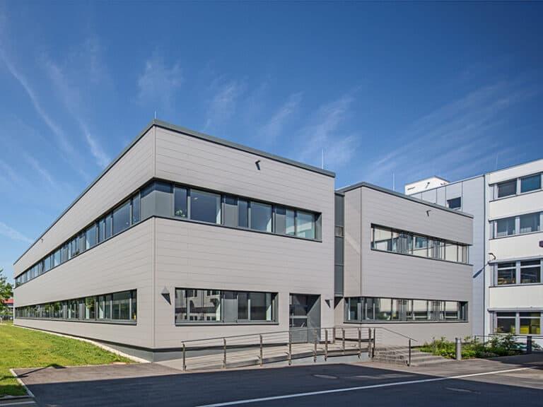 MANN+HUMMEL Entwicklungs- und Messzentrum Marklkofen