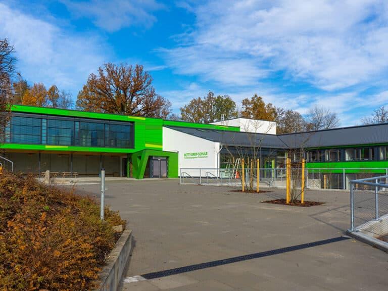 Betty-Greif-Förderschule Pfarrkirchen