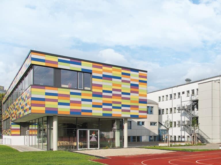 Grund- und Hauptschule Garching bei München