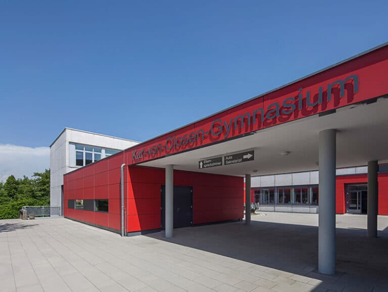 Karl-von-Closen Gymnasium Eggenfelden