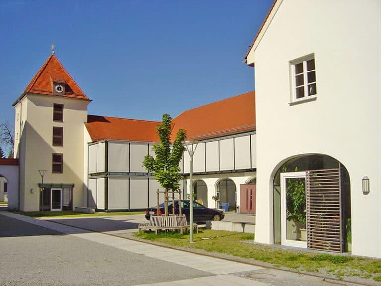 Musikschule Eggenfelden, Schlossökonomie Gern
