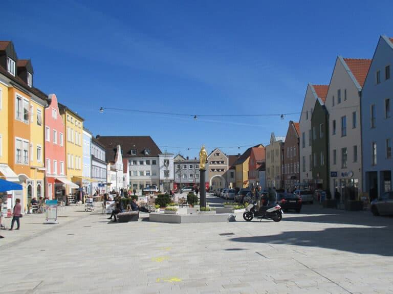 Innenstadt Dingolfing