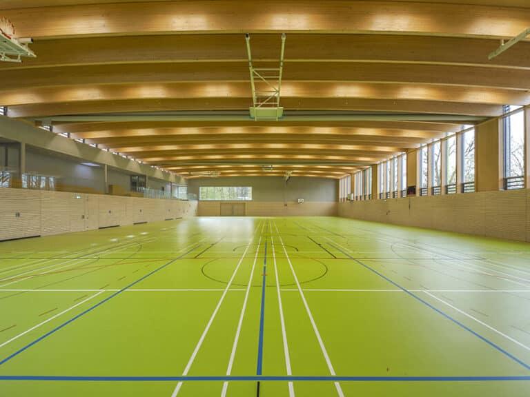 Turnhalle Gymnasium Eggenfelden