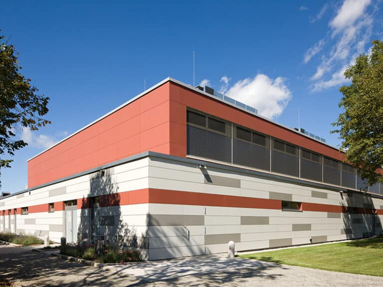 Schulsporthalle am Sportzentrum Eggenfelden