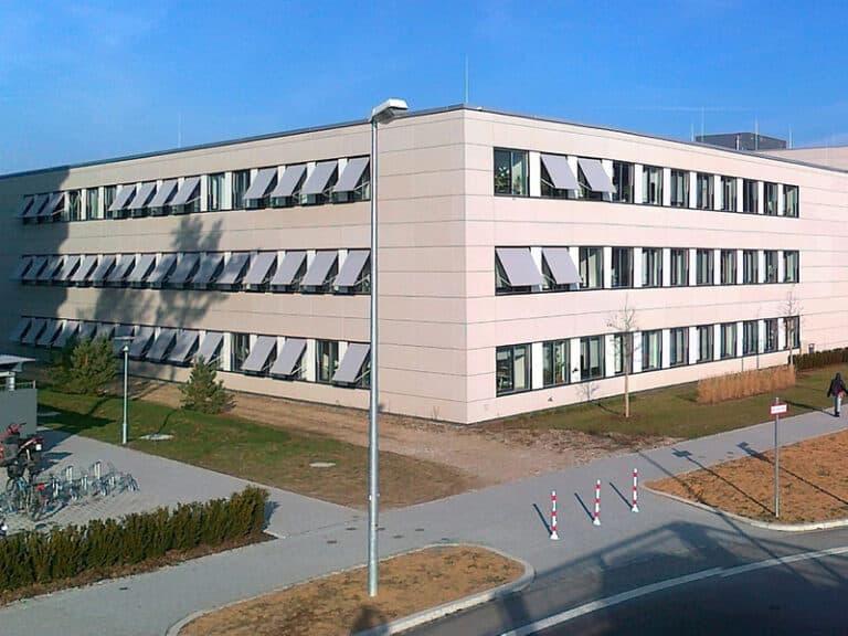 Universität Erlangen, Lehrstuhl Mathematik und Informatik