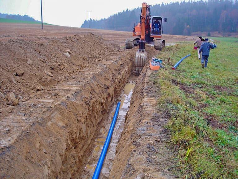 Wasserversorgung Wiesenfelden