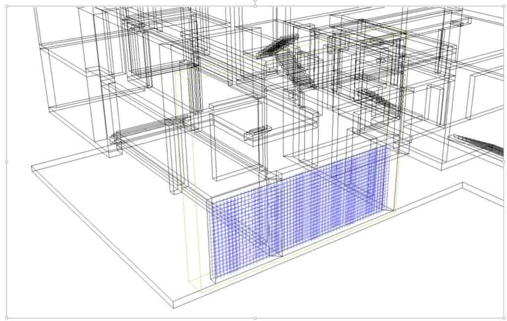 BIM Modelprojekt Bewaehrungsmodellierung