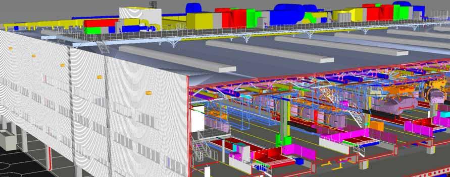 Projektmanagement 3D Modell BIM