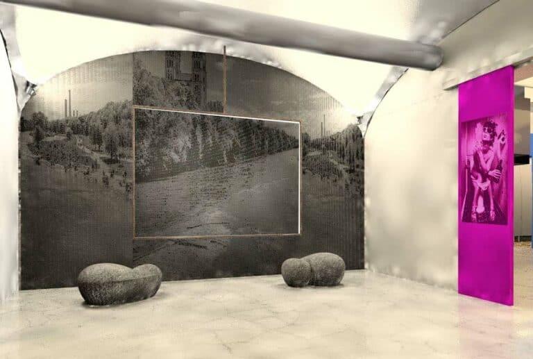 Prater-Insel Muenchen Praterinsel Haus1 Vorraum Bild3