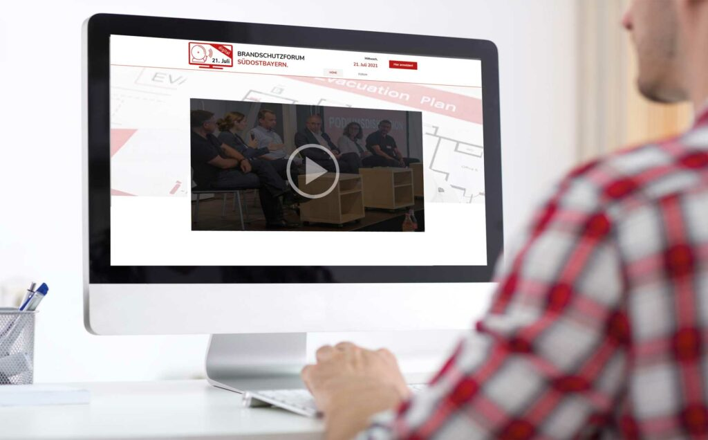 Brandschutzforum Video on demand